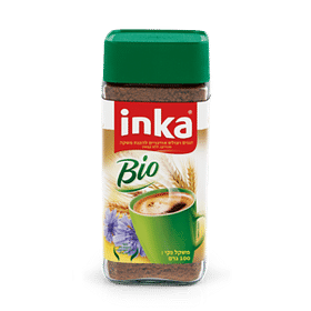 משקה דגנים אורגני INKA