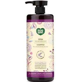 שמפו סגול לשיער צבוע/ יבש- שמן EcoLove