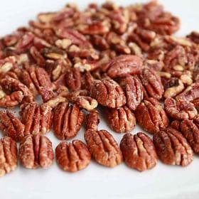 אגוזי פקאן טבעיים מעולים כ 170 גר׳