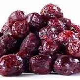חמוציות אורגניות טבעיות ברכז תפוחים ללא סוכר
