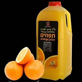 מיץ תפוזים טבעי פומרנץ