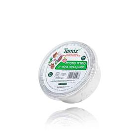 ממרח שקדים בסגנון בולגרית טבעוני. רכיבים טבעיים. איכותי TamiZ